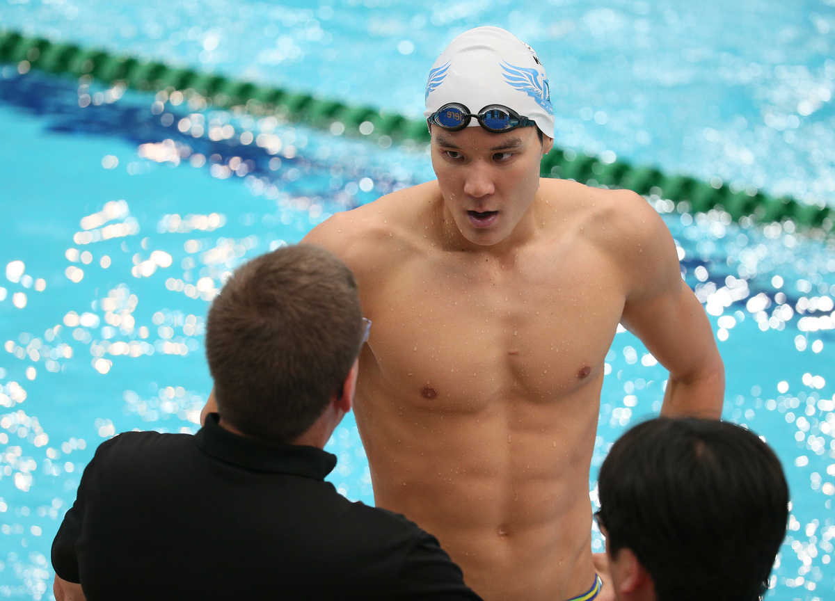 Top American Swim Official Warns of Steroid Use and Doping on an Epic Scale at 2016 Rio Olympics