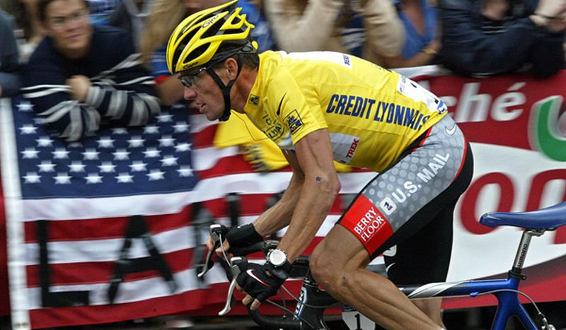 Lance Armstrong Finally Gets It – It's Not Really About Doping, It's About Being an Asshole