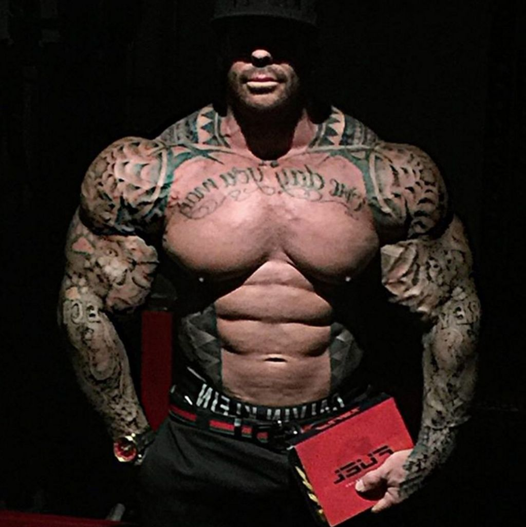 "Rich Piana's 3-Month ""Get BIG as FUCK"" Steroid Cycle"