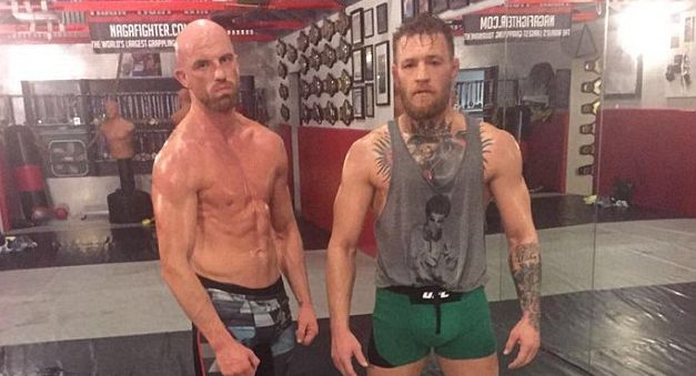 Conor McGregor's Alleged Rapid Weight Gain and Steroid Accusations