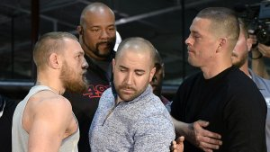Nate Diaz accuses Conor McGregor of using steroids