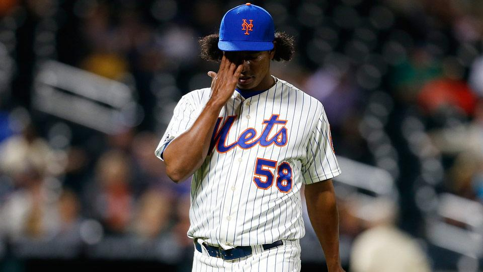 Jenrry Mejia Becomes First Major League Baseball Player to Receive Lifetime Ban for Anabolic Steroids