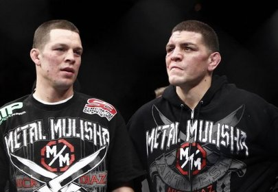 Nick and Nate Diaz Want to Expose the Truth About Steroids in Ultimate Fight Championship