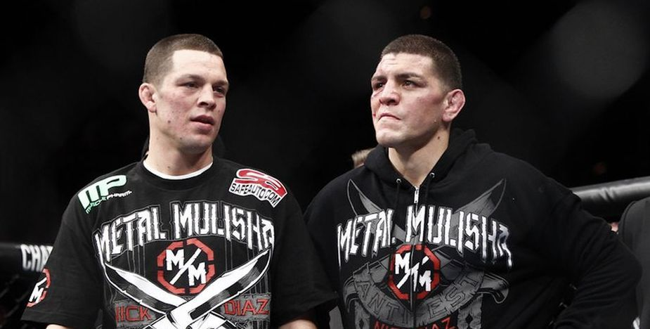 Nick and Nate Diaz