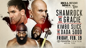 Bellator 149 - Ken Shamrock vs. Royce Gracie