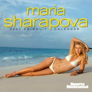 Maria Sharapova is the world's highest paid female athlete