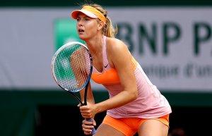 Maria Sharapova top-ranked women's tennis player