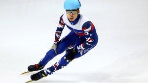 Speed skate Semion Elistratov