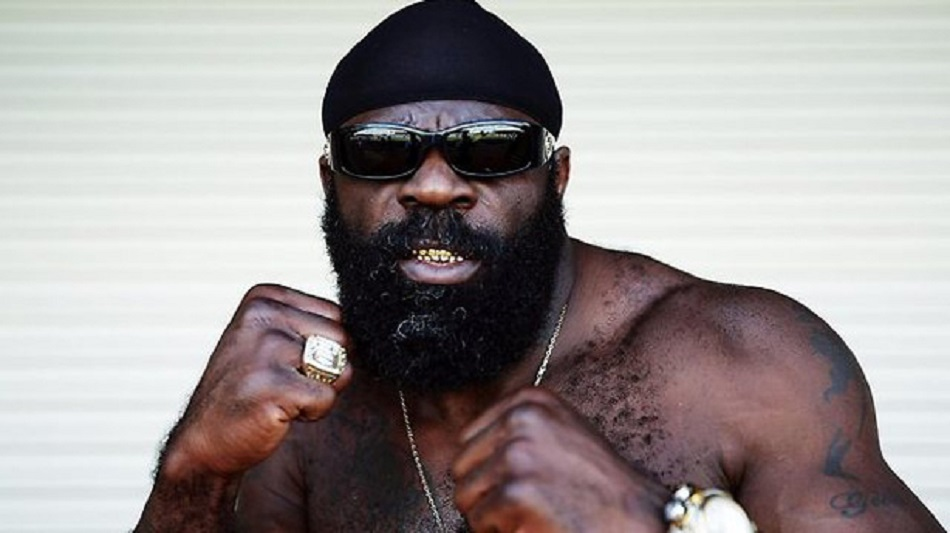 "Kimbo Slice Says MMA Athletes are Entertainers Who Deserve to Use a ""Little Extra Vitamins"""