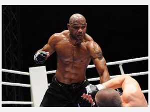 Yoel Romero used the GHRP ibutamoren in a dietary supplement called Shed Rx