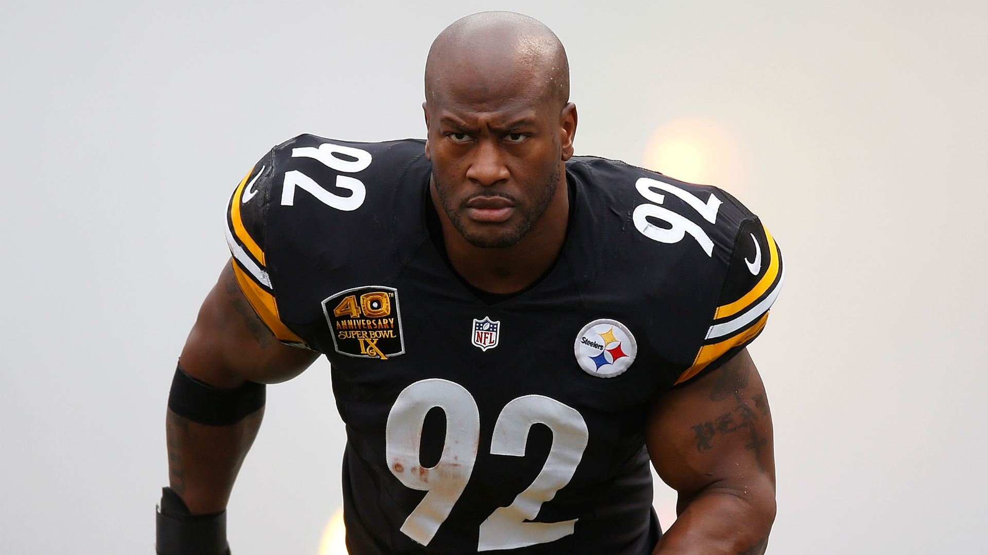 Pittsburgh Steelers Linebacker James Harrison Was Not Allowed to Video Steroid Test