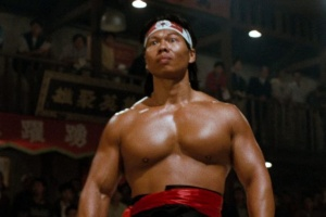 Chong Li from Bloodsport