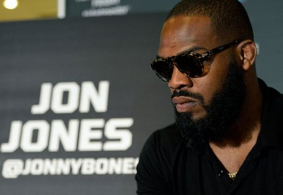 "Jon ""Bones"" Jones Caught Using PCT Drugs, Throws GAT Nutrition Under the Bus"