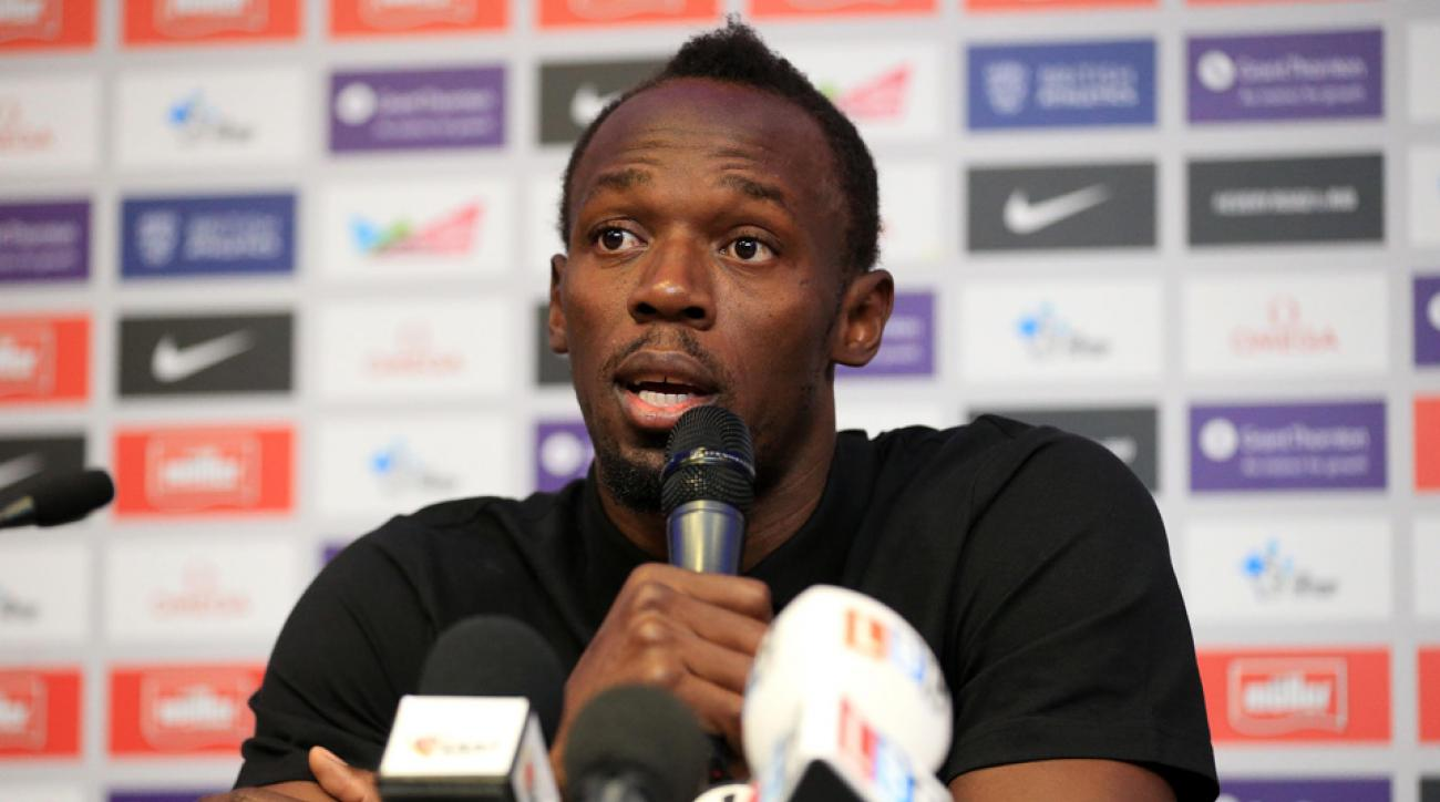 Usain Bolt supports Russian Olympic ban