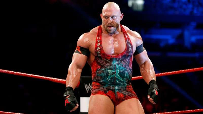 Ryback and anabolic steroids