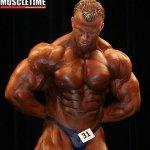IFBB pro Luke Wood and steroids