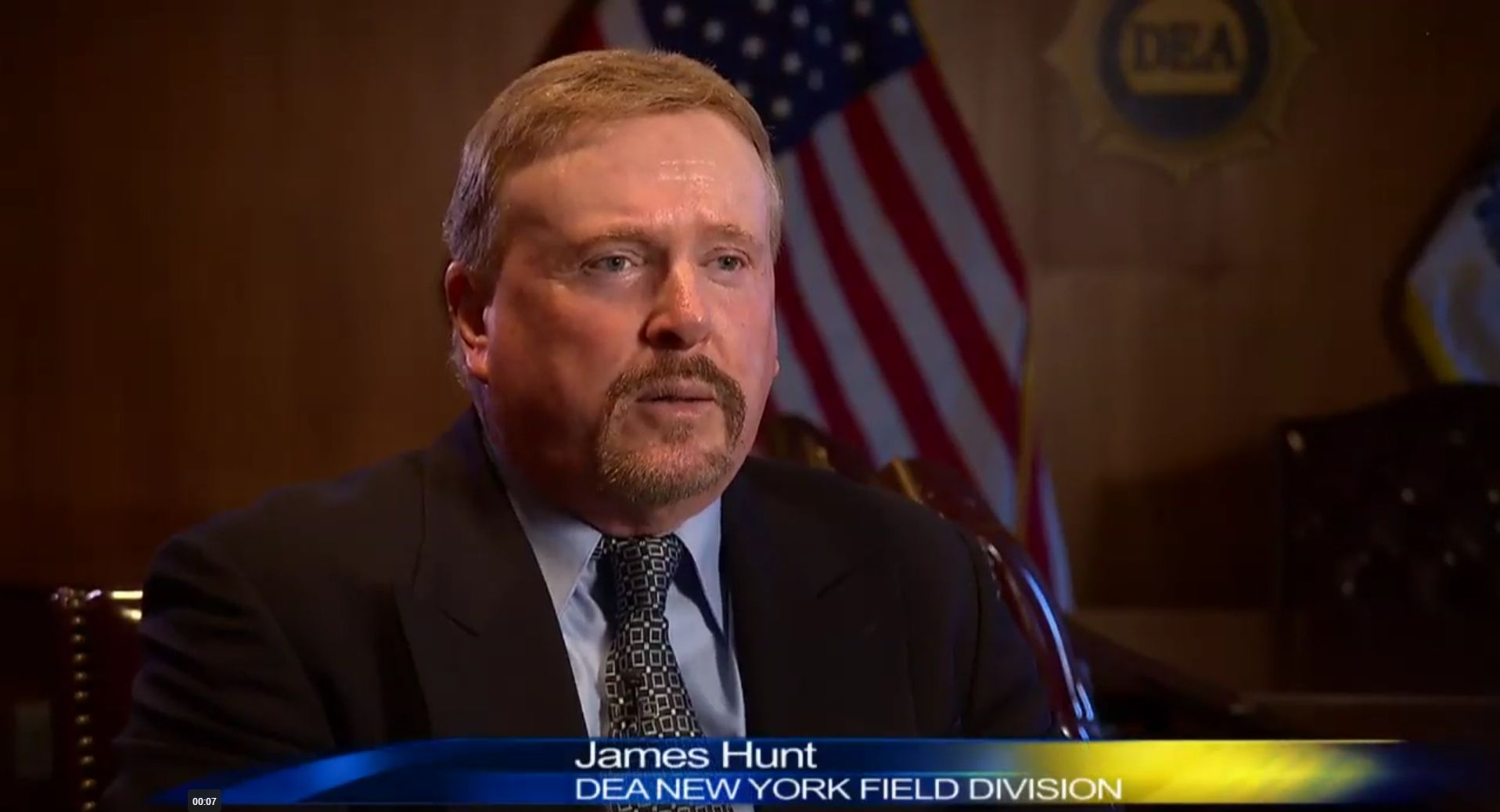 Operation Cyber Juice: DEA Special Agent James Hunt Says