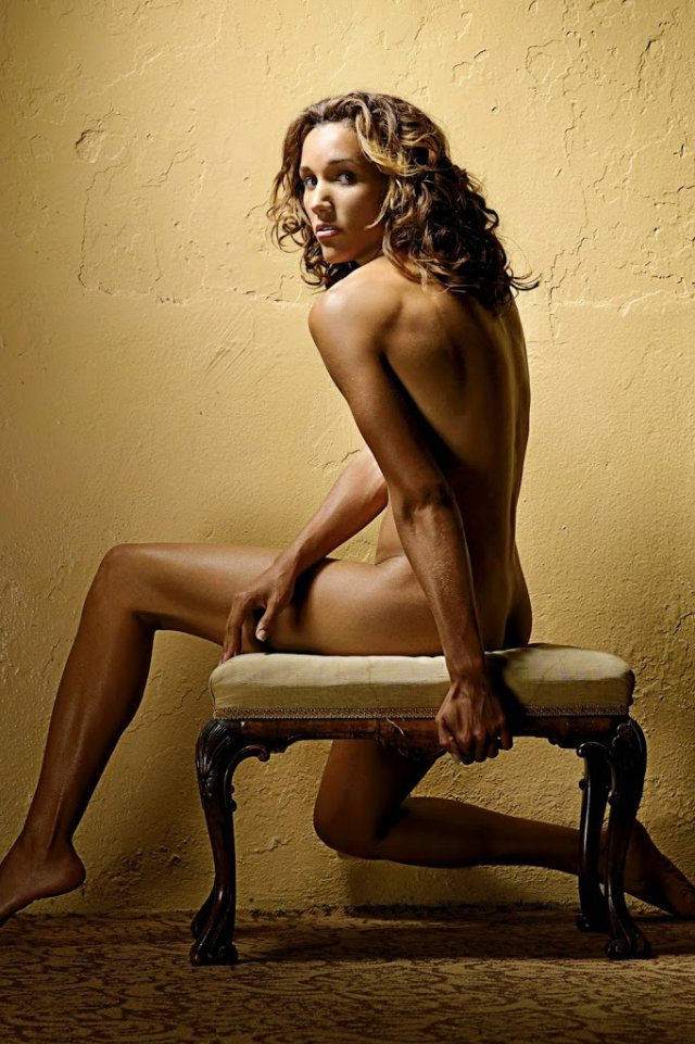 Lolo Jones ESPN Magazine The Body Issue