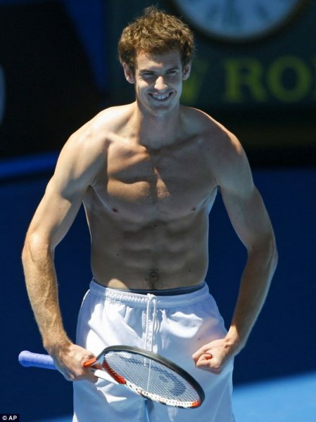 Andy Murray and steroid accusations