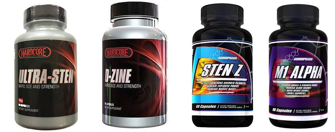 Hardcore Formulations and Andropharm Recall Dietary Supplements That Contain Illegal Anabolic Steroids