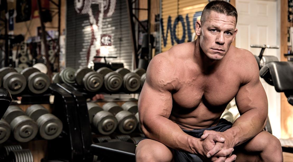 "Vince McMahon Thought John Cena Was a ""Walking Talking Steroid Billboard"""