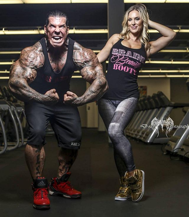 "Rich Piana Was Placed in a Medically-Induced Coma After ""Medical Emergency"", Police Find 20 Vials of Steroids in His House"
