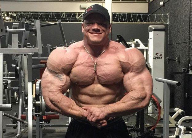 IFBB pro bodybuilder Dallas McCarver RIP