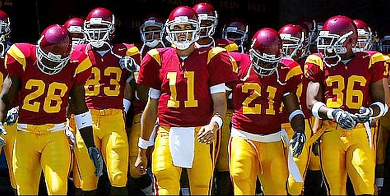 USC Trojan Football Player Sold Steroids to 2004 NCAA Championship Teammates On His Way to Becoming an International Drug Kingpin