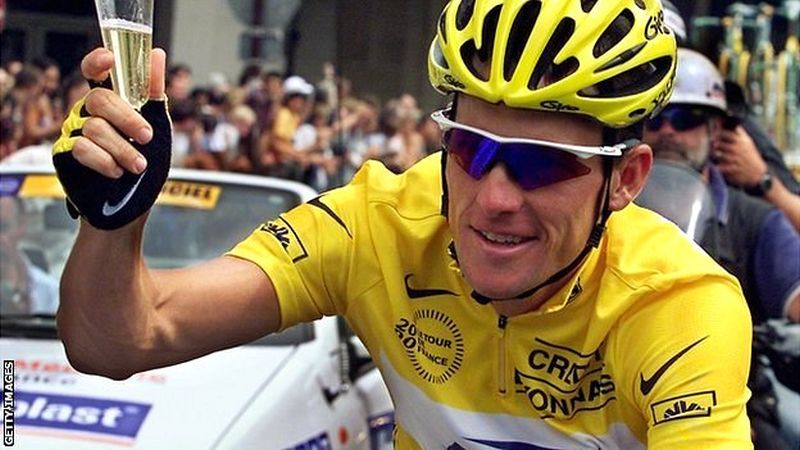Tour de France Champion Lance Armstrong Wins Huge Victory Against the United States Government
