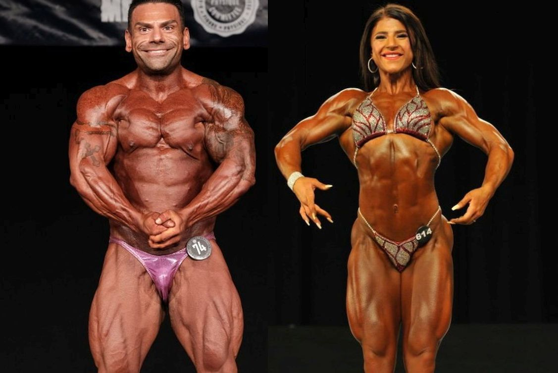 """NPC Bodybuilder Paul Bashi Wants to Blame """"Roid Rage"""" for Brutal Assault on His Girlfriend Kristina Perry"""