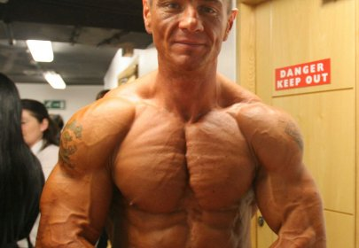 2007 NABBA Mr Ireland Hans Vogel Has Case Dismissed Because Judge Considers Steroid Trafficking a Trivial Crime