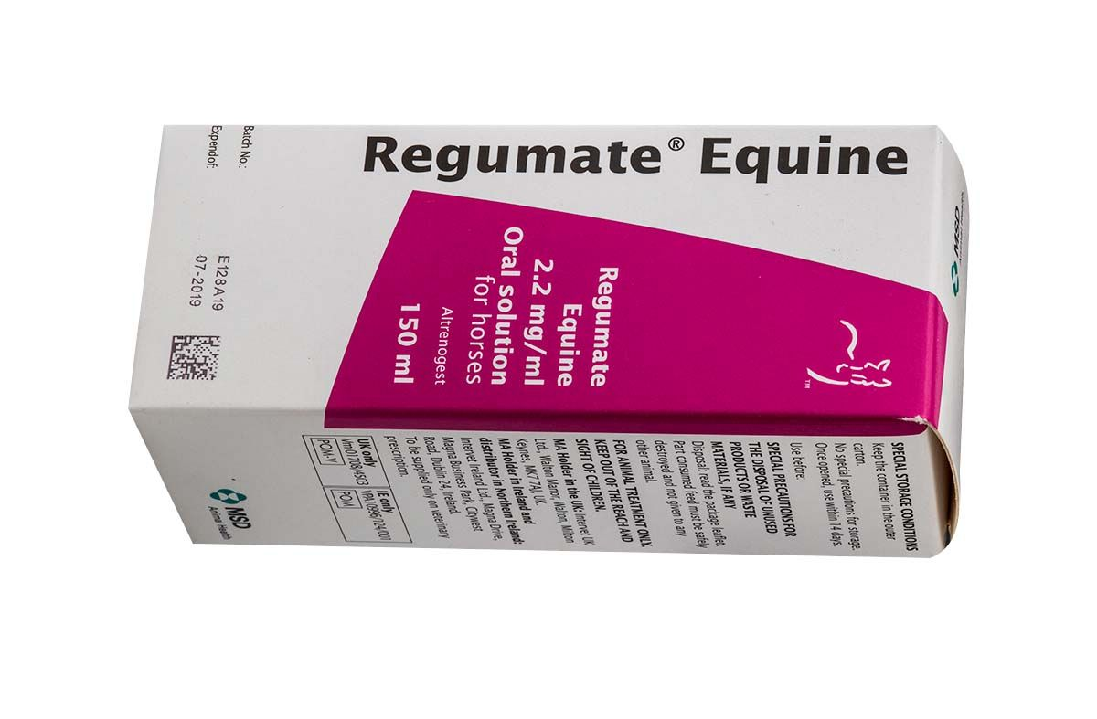 British Horseracing Authority Just Banned Regumate But Conveniently Overlooked Main Ingredient is a Powerful Anabolic Steroid