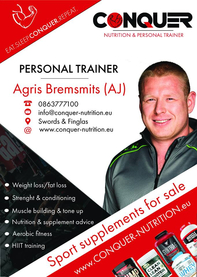 "Agris Bremsmits is a personal trainer who operated the now-defunct ""Steroids Ireland"" Facebook page"