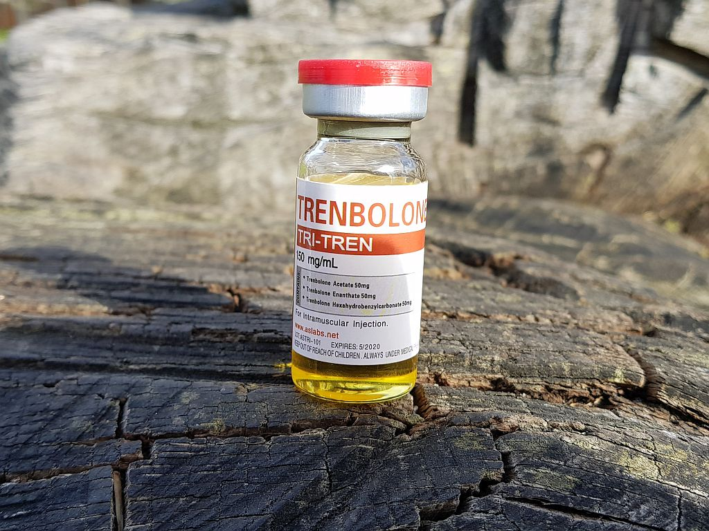 AS Labs Tri-Tren is Missing Trenbolone Hexahydrobenzylcarbonate