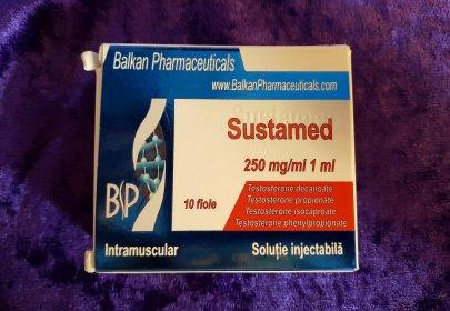 Balkan Pharma Sustamed Is One of the Top Testosterone Mixtures