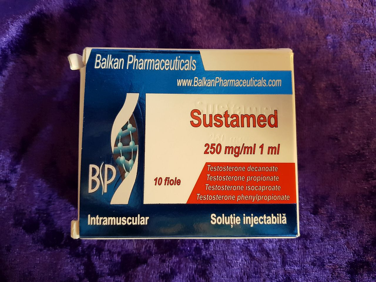 Balkan Pharma Sustamed Is One of the Top Testosterone Mixtures