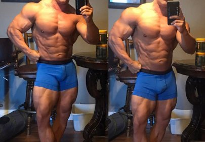 """IFBB Pro Greg Doucette Thought Drug Tester Was a """"Creep"""" Who Just Wanted to Watch Him Pee in a Cup"""
