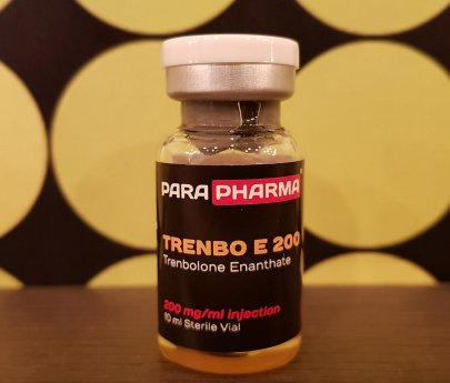 ParaPharma Passes Another AnabolicLab Test with Trenbo E200