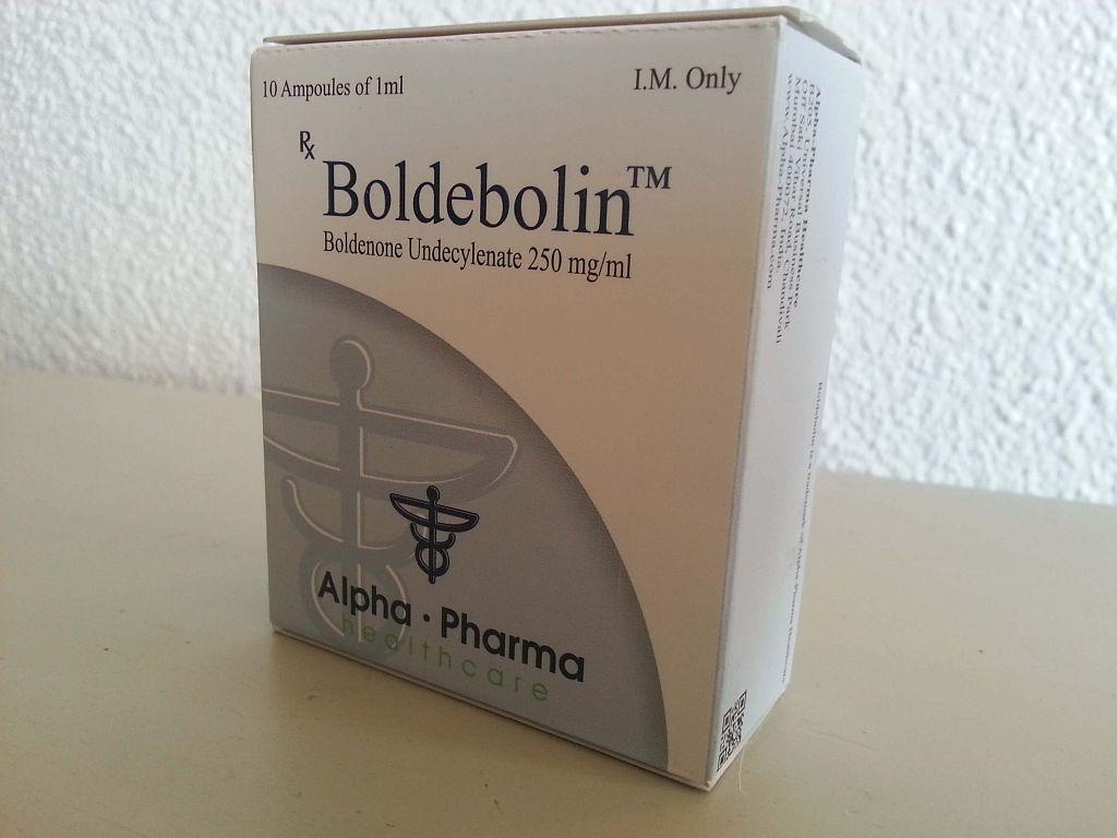 Alpha Pharma Boldebolin PHOTO