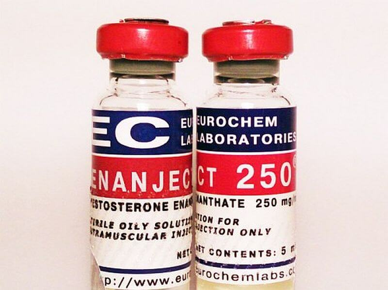 EuroChem Labs EC Enanject 250 Has Excellent Report from AnabolicLab