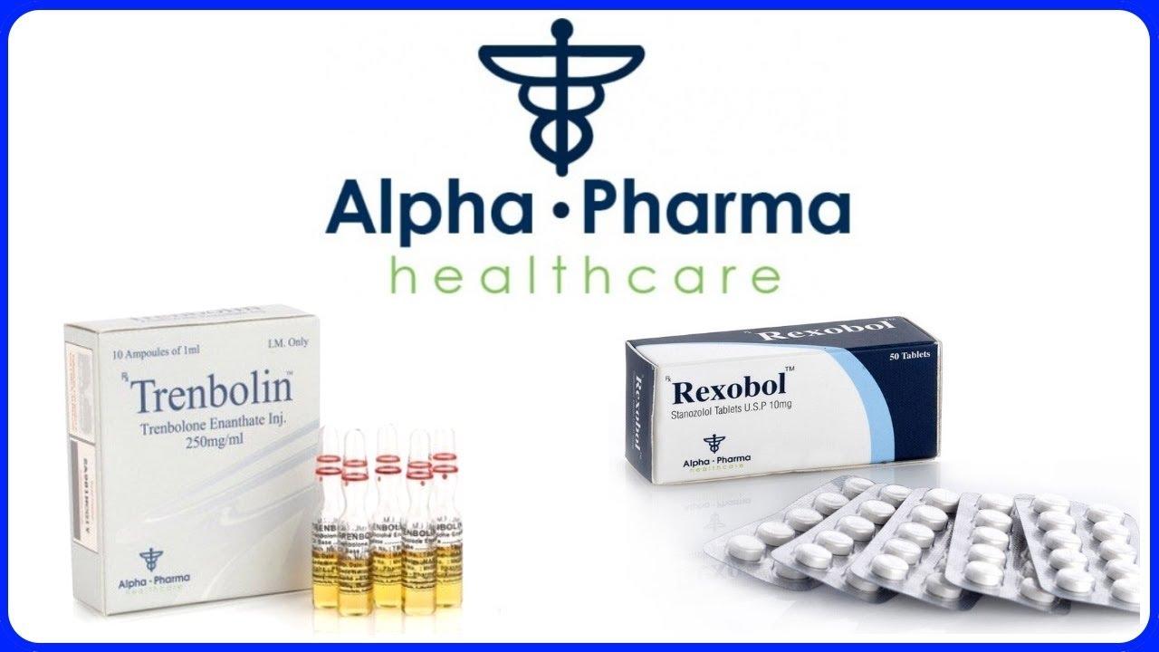 Alpha Pharma Healthcare