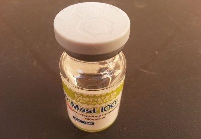 Geneza Pharma Mast 100 was WAY Overdosed