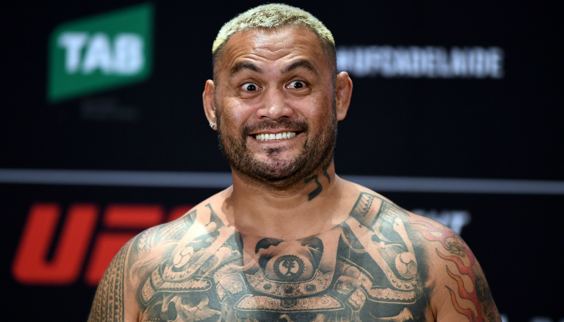 "MMA Heavyweight Mark Hunt Calls UFC VP Jeff Novitzky a ""Sellout"""