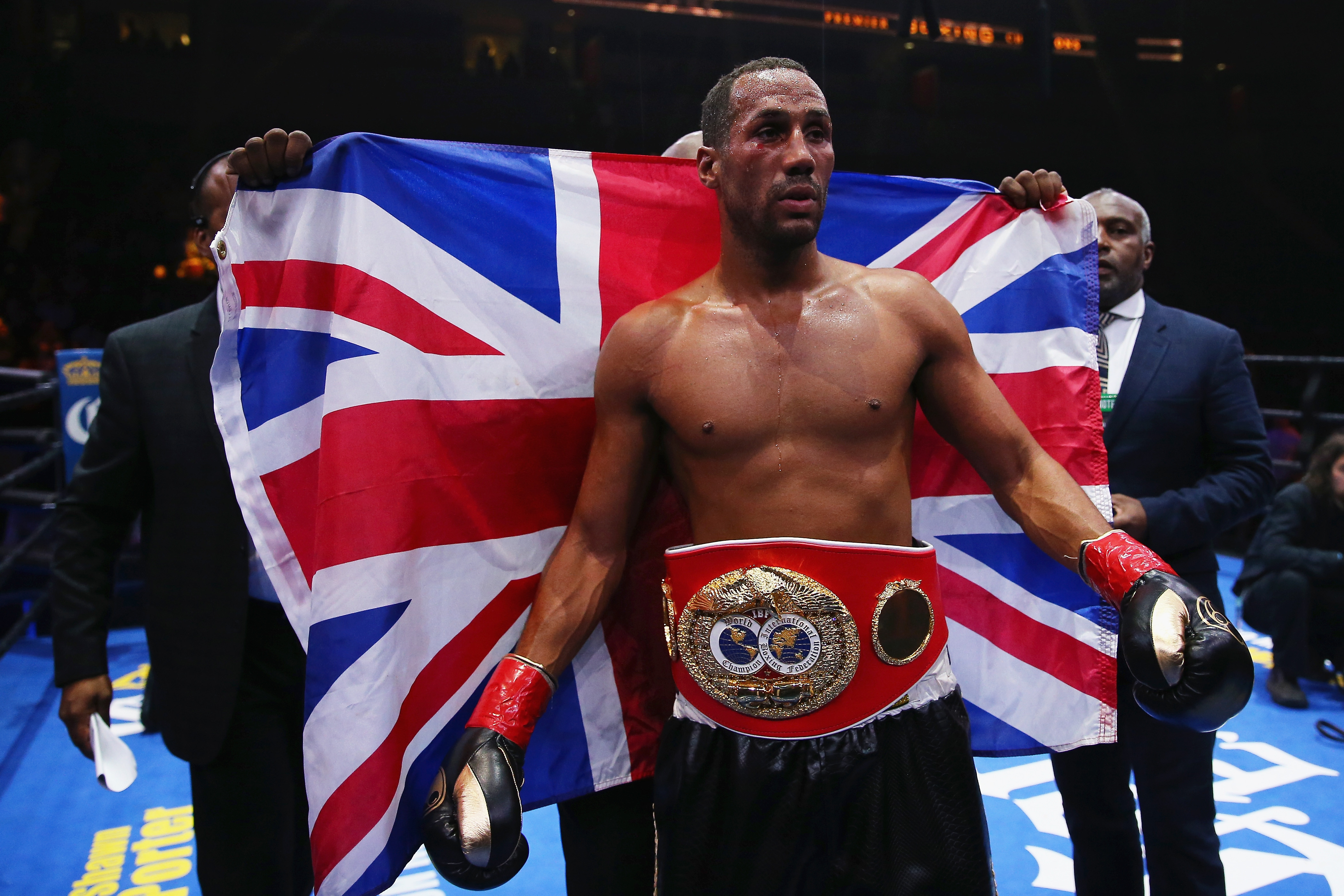 James DeGale Says Steroids Especially Rampant in American Boxing
