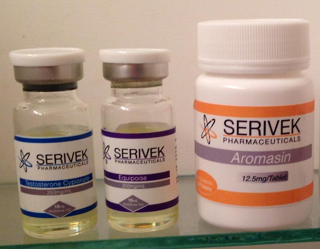 Serivek Pharma Owners Sentenced for Selling Steroids and GHB