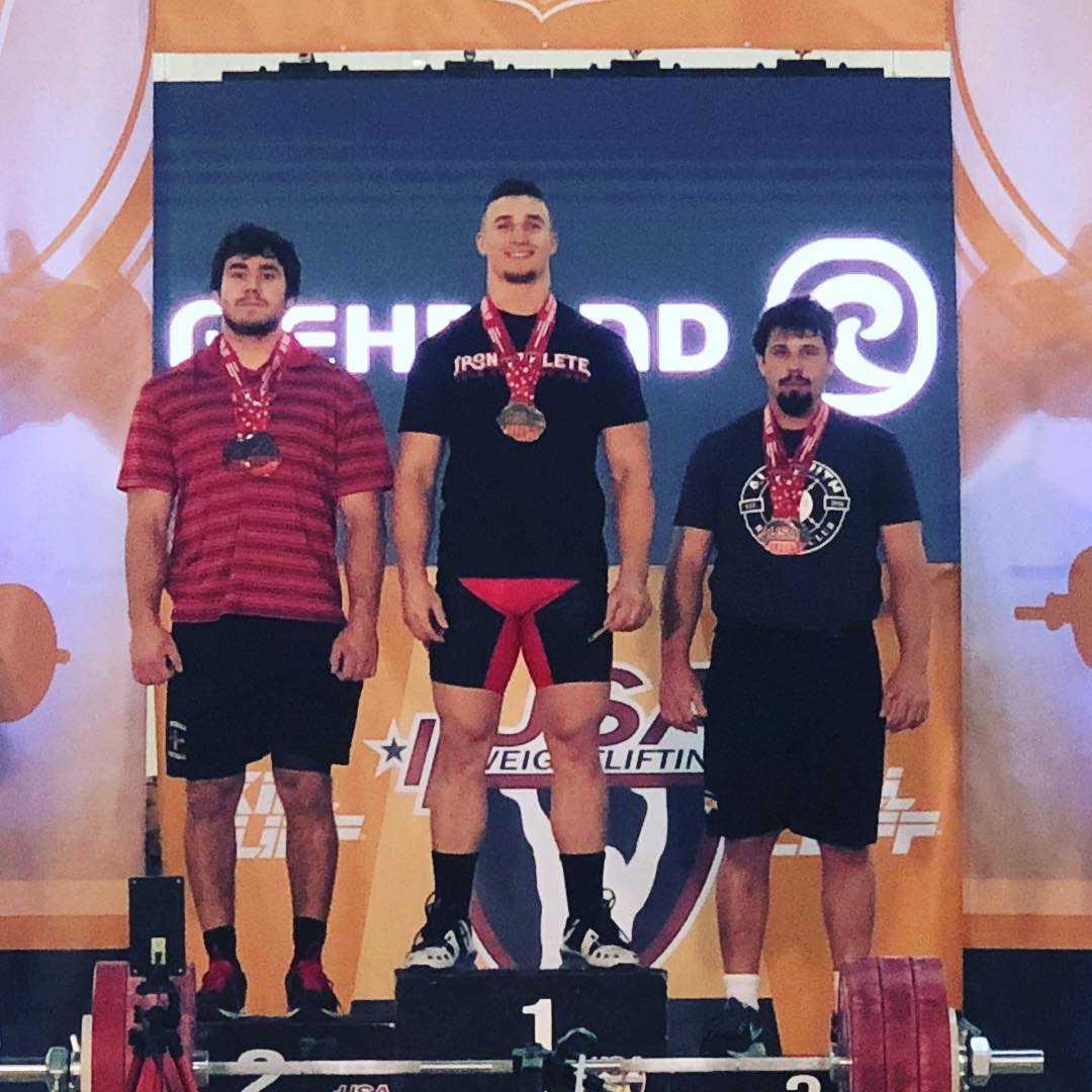 Iron Athlete Weightlifter Trevor Cuicchi Tested Positive for SARM