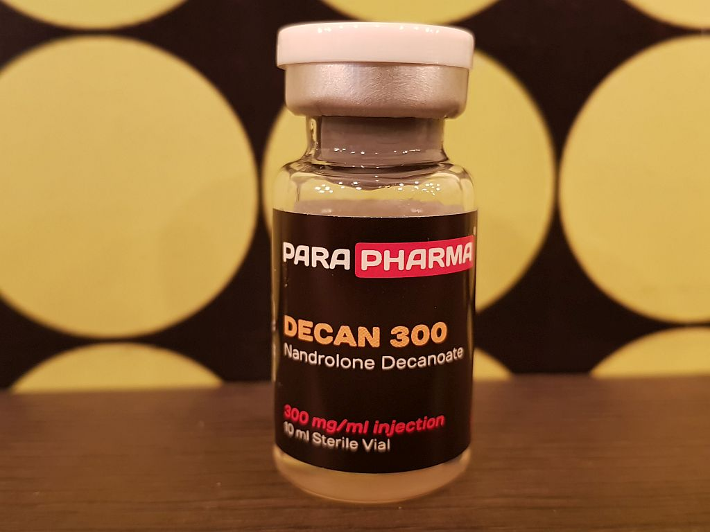 ParaPharma Decan 300 is the Brand's Latest Product to Appear on AnabolicLab