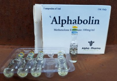 Alpha Pharma Alphabolin is Tested for Methenolone Enanthate Content