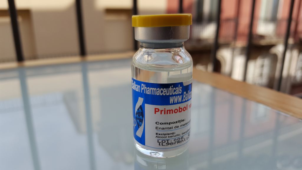 Balkan Pharma Primobolan Multi-Use Vial are Tested by AnabolicLab