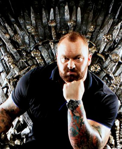 'The Mountain' from Game of Thrones Uses Steroids. Is Anyone Surprised?